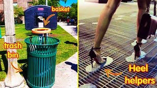 Genius Inventions That Should Already Exist Everywhere 「 funny photos 」