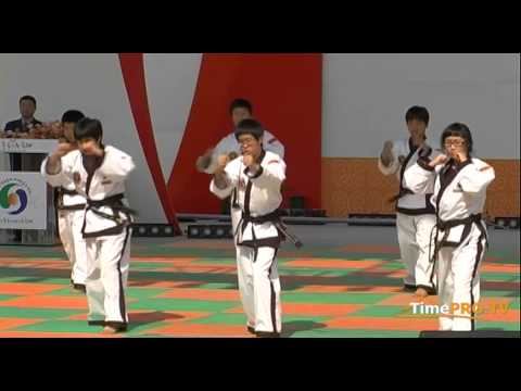Chungju World Martial Arts Festival. Самооборона и корейские боевые искусства