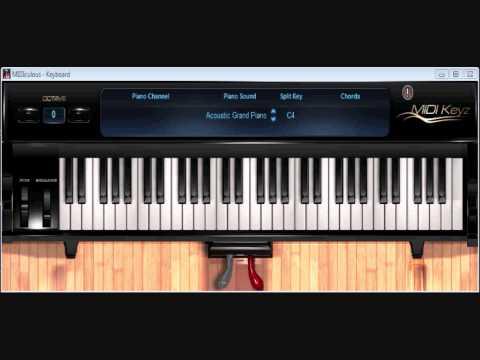 Dios el mas Grande - tutorial de Piano Juan Carlos Alvarado (Explicado)