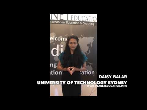 Students talk about Planet Education | Daisy Balal