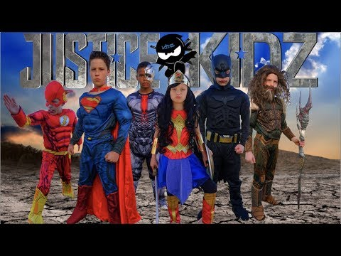 Justice Kidz | Ninja Kidz TV