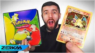 I Found My Old Pokémon Cards... ($20,000+ Cards Found!)