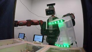 Duke Students Showcase Robots video