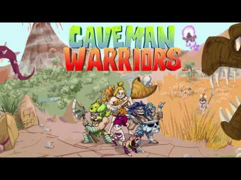 Caveman Warriors Trailer