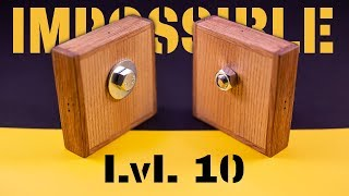 The Impossible 'Release the Bolt' Puzzle - LvL 10