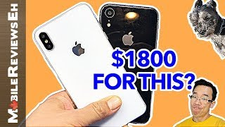 Who pays $1800 for an iPhone XS MAX? Why do new iPhones keep getting more EXPENSIVE?