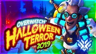 🔴Overwatch Halloween Terror 2019! NERFED DOOMFIST -- META DIDN'T CHANGE RIP.