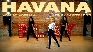 "Camila Cabello - ""Havana"" feat. Young Thug (Dance Tutorial)   Mandy Jiroux"
