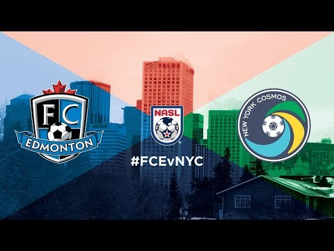 Edmonton vs New York Cosmos