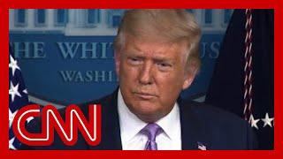 Trump doesn't refute false Kamala Harris birther theory
