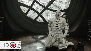 Vizuálne efekty - Doktor Strange