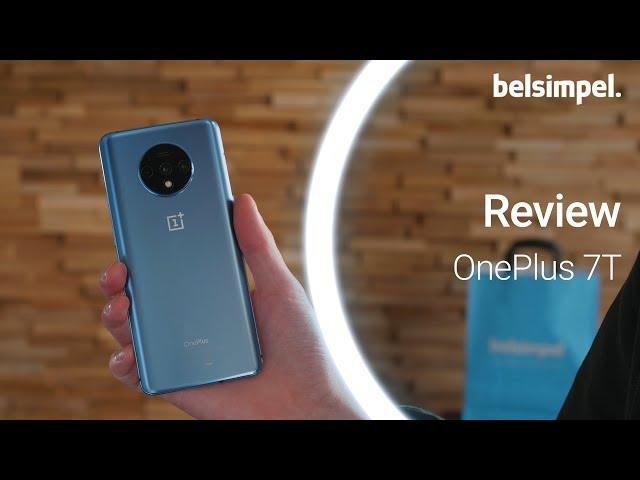 Belsimpel-productvideo voor de OnePlus 7T Grey