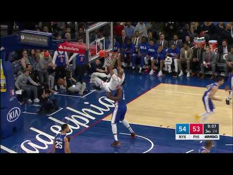 Full Highlights of the Knicks Game vs. the Sixers