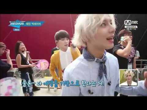 140821 SHINee Hyungs' love for Taemin