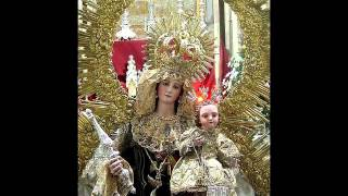 A la Virgen del Carmen de Sanlúcar de Barrameda