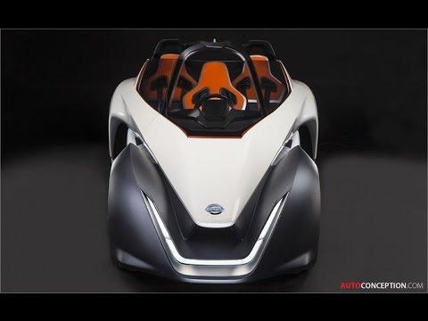 Car Design: 2016 Nissan BladeGlider