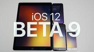 iOS 12 Beta 9 - What's New?