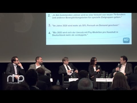 Diskussion: FernsehVisionen - Bestimmen Sie die TV-Trends mit