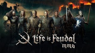 Life is Feudal: MMO - Bejelentés Trailer