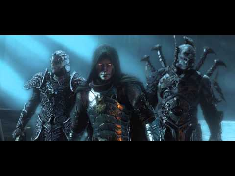 Official Shadow of Mordor Launch Trailer