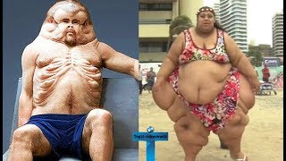 Top 10 Amazing & Unique People Who Shock The World - Unbelievable Peoples You Need To See
