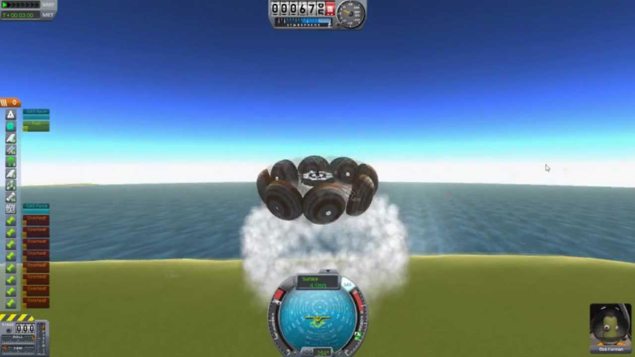 kerbal space program flying saucer - photo #11