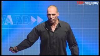 TEDxAcademy - Yanis Varoufakis - A Modest Proposal for Transforming Europe