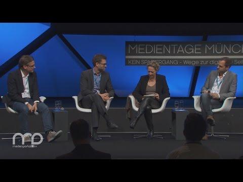 Diskussion: Ökosystem Online-Video - Das Rennen im Markt der Zukunft