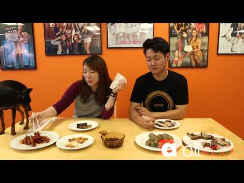 """Eat worms? Chicken feet? Oh no they didn't... #AKPFAMILY"""