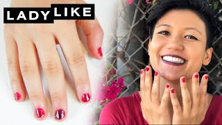 We Match Our Looks To Our Color-Changing Nail Polish • Ladylike