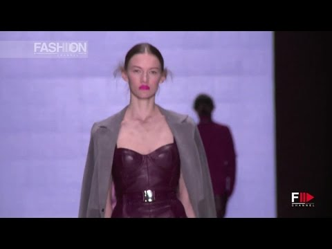KAJF & KAJF Mercedes Benz Fashion Week Russia Autumn Winter 2015 by Fashion Channel