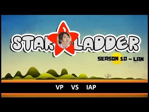 [ Dota2 ] VP vs IAP - Tie-Break Group B - Starseries Season 10 LAN Finals - Thai Caster