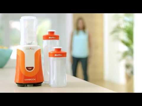 Kambrook Blitz2Go Personal Blender Television Ad 15 sec