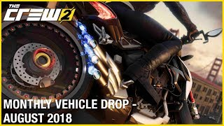 The Crew 2 drops 2 new vehicles