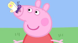 Peppa Pig English Episodes | Spring Time with Peppa! | #141