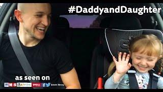 U tri dana video pogledan 20 miliona puta: Tata i kćerka postali internet senzacija!