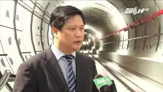 (VTC14)_Vì sao khoan hầm Metro lại không ảnh hưởng đến các công trình trên mặt đất?