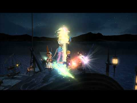 Final Fantasy 14 A Realm Reborn Nexus Weapons