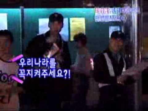 2000.10.22 H.O.T Guerrilla Concert
