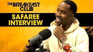 Safaree Talks Nicki Minaj Heartbreak And Blocks Out The Haters While Spitting Very Intense Bars