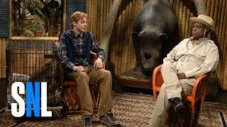 Brian Fellow's Safari Planet: A Beaver and a Camel - SNL