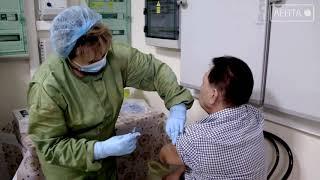 Более 4 тысяч артёмовцев уже сделали прививку от гриппа