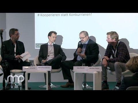 Diskussion: Die Zukunft der deutschen Vermarkter