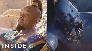 Everything You Missed In The 'Aladdin' Trailer
