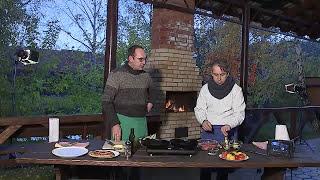 «Телевизионная кухня» с дизайнером и архитектором Онуром Башарсланом