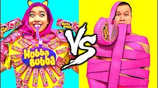 WOW! Hubba Bubba Cool Hacks & Funny Pranks (CC Available)