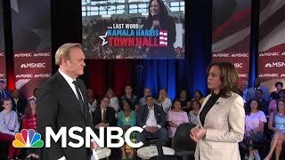 Kamala Harris On Impeachment: We Have To Do Our Job | The Last Word | MSNBC