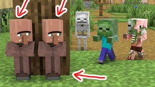 Monster School : Baby Zombie Become Hero - Minecraft Animation