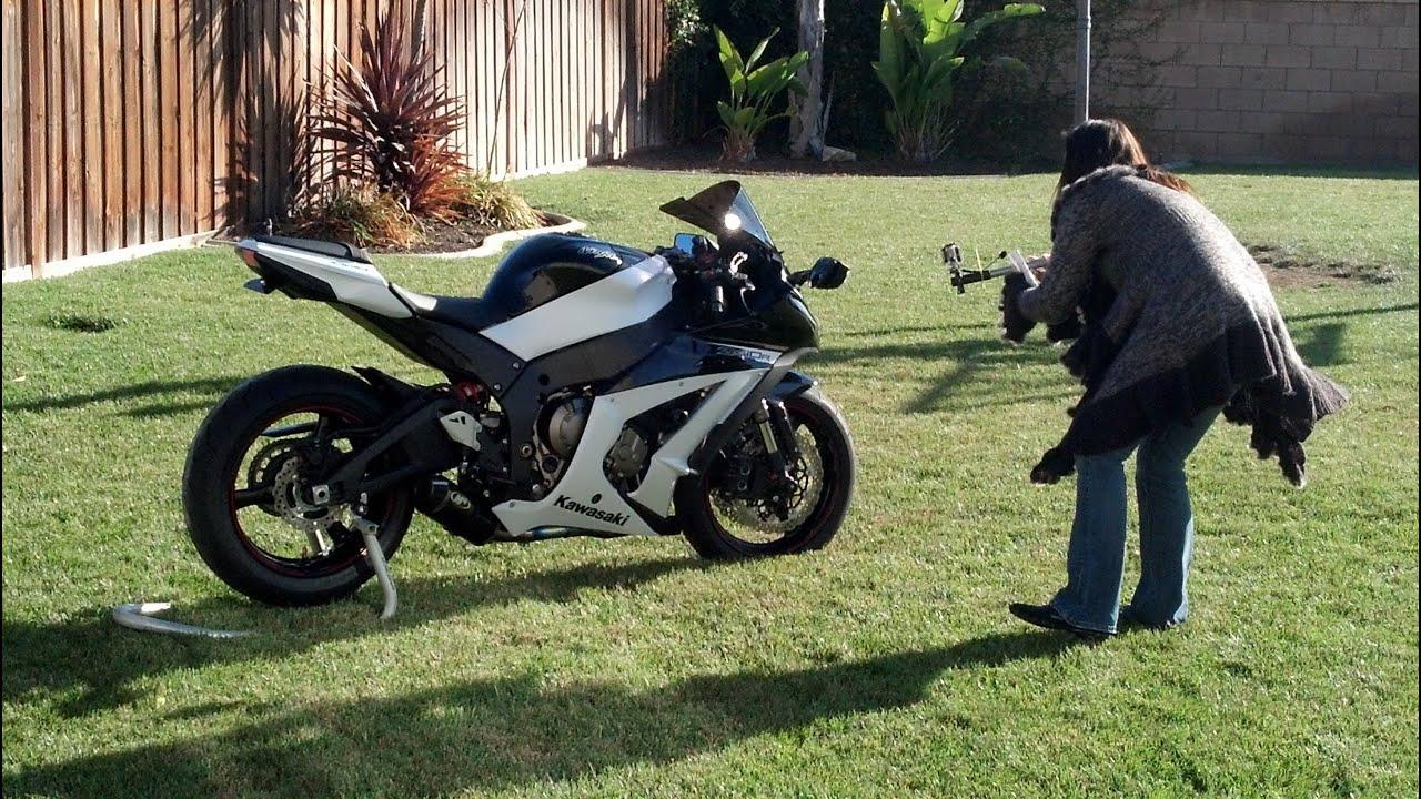 Lady L Reveals Zxena S Upgrades 2013 Kawasaki Ninja Zx