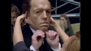 Behind the scenes Matrix  Cloning agent Smith. Detras de camaras